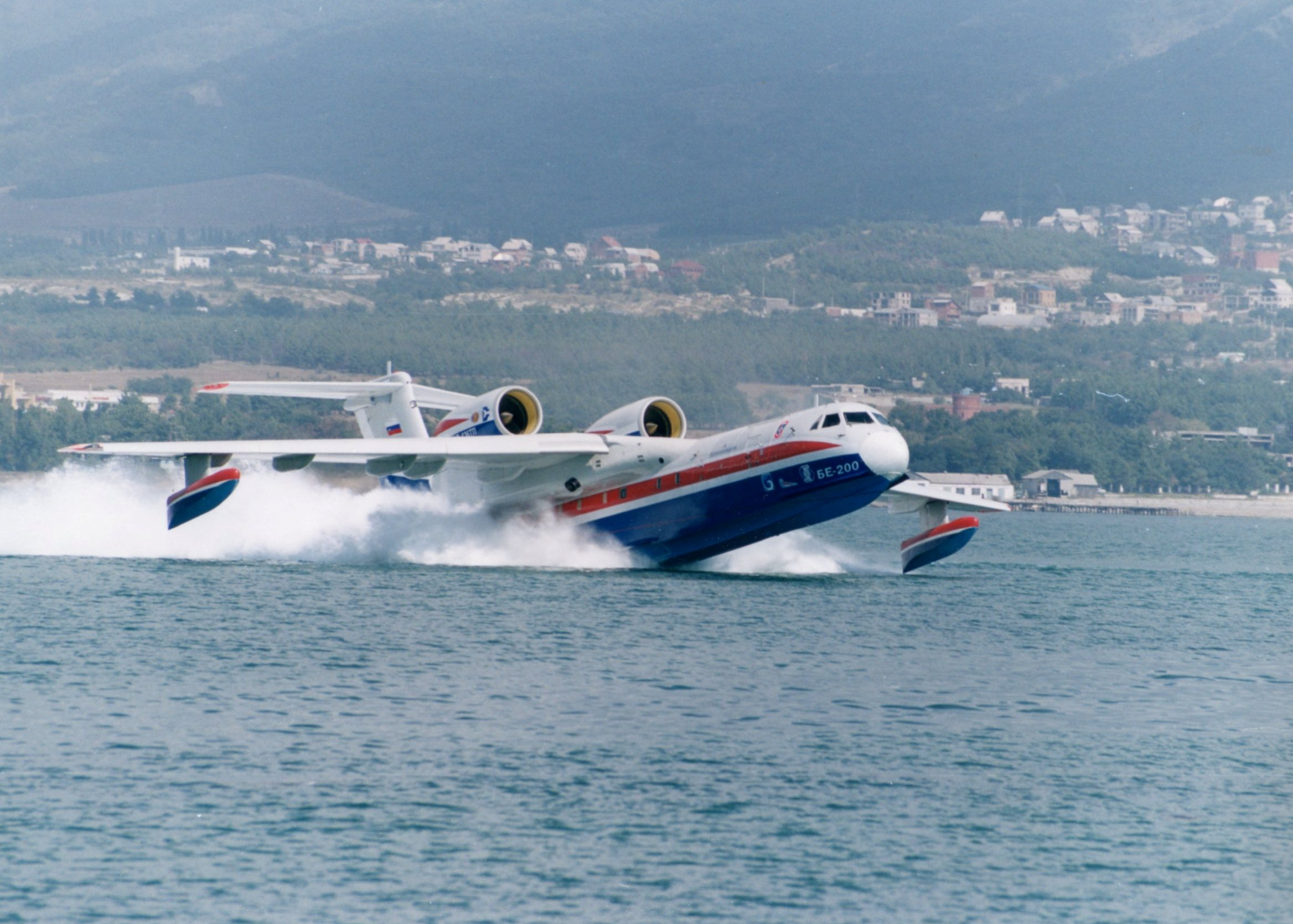 Be-200 Multirole Amphipian Be200-on-the-step